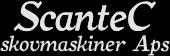Scantec Skovmaskiner Logo